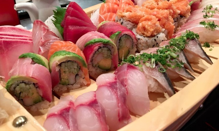Feng Japanese Fusion Cuisine - Hudson: $16 for $30 Worth of Japanese Food at Feng Japanese Fusion Cuisine