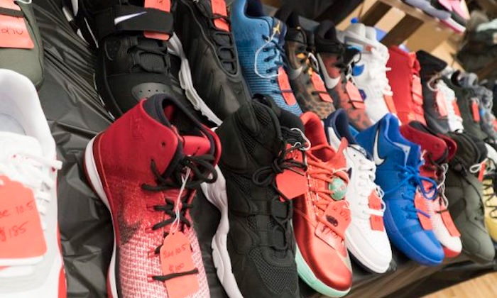 Sneaker Games - The Zone: Sneaker Games on March 18 at 12 p.m.