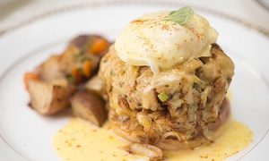 $21 for $50 Worth of Upscale New American Cuisine at The Comus Inn at Sugarloaf Mountain