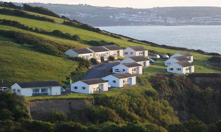 Cardigan Bay: 3 or 4Night SelfCatering Chalet Stay for Up to Four at Gilfach Yr Halen