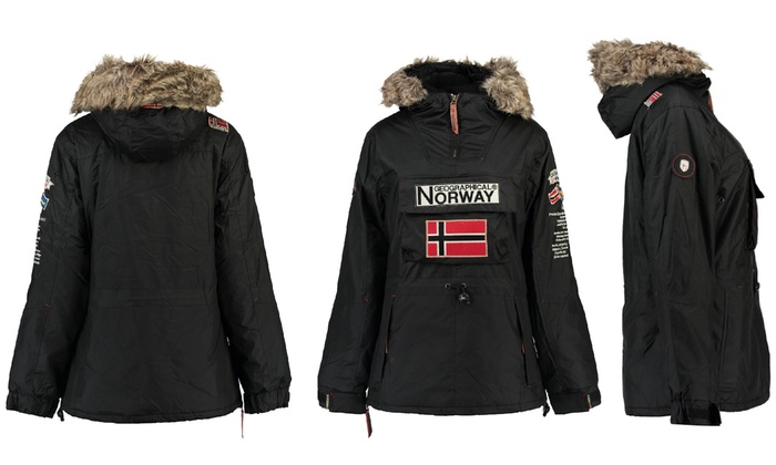 Groupon Norway Geographical Norway Parka Mujer Groupon Norway Mujer Geographical Mujer Parka Parka Geographical x7HwOnZqO