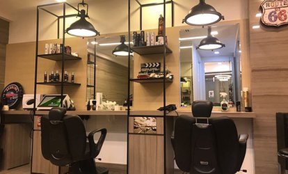 Men's Haircut with Optional Blow-Dry or Styling at Tony & Billy Hair Studio, Rixos JBR (Up to 71% Off)
