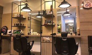 Tony & Billy Hair Studio @ Rixos Premium JBR: Men's Haircut with Optional Blow-Dry or Styling at Tony & Billy Hair Studio, Rixos JBR (Up to 71% Off)