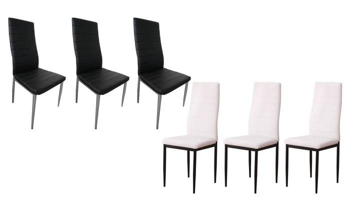 groupon sillas comedor