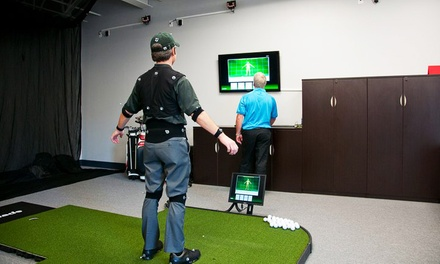 One- or Two-Hour Swing or Putting Analysis or One-Month Program at 3D Golf Performance (Up to 50% Off)