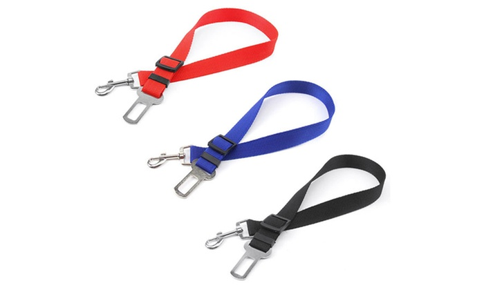 One or Two Prime Paws Pet Travel Seat Belts (£2.99)