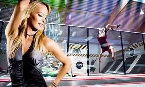 Jump Berlin: 2 Stunden Trampolin-Disco für Zwei mit coolen Party-Beats in der Saturday Night JUMP-Disco bei Jump Berlin (21% sparen*)