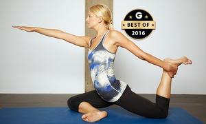 Elemental Hot Yoga: Hot Yoga - 10 ($39), 20 ($69) or 30 Classes ($99) at Elemental Hot Yoga, Parkwood (Up to $470 Value)