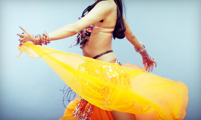 Women's Bellydance Center - Tallahassee: Four or Eight Belly-Dance Classes at Women's Bellydance Center (Up to 55% Off)