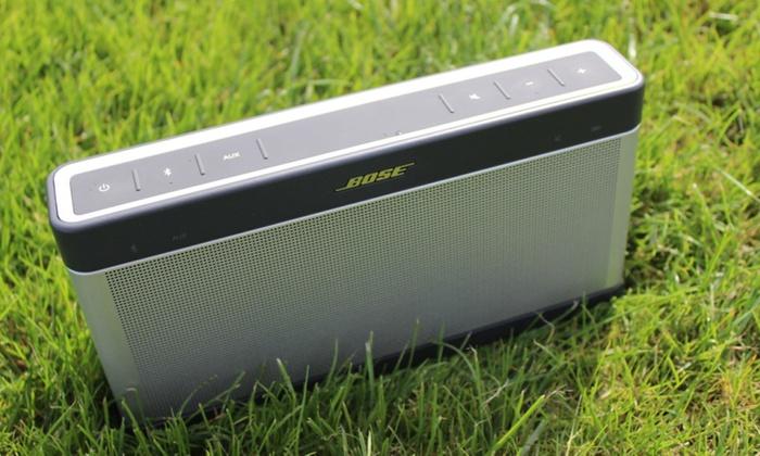 Bose SoundLink Wireless Bluetooth Speaker III