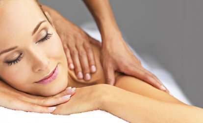 Choice of 30- or 60-Minute Aromatherapy Massage at Attractive Beauty (Up to 44% Off)