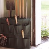 Corner Storage Tool Rack with Removable Storage Pouch
