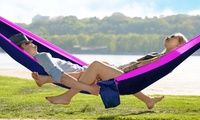 Groupon.com deals on Sport Force Portable 2-Person Hammock