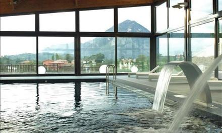 Acceso a circuito de spa para 2 personas con opción a masaje de 25 minutos desde 19,95 € en La Piconera Spa