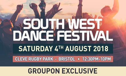 South West Dance Festival, 4 August, Cleve Rugby Park, Bristol (Up to 30% Off)