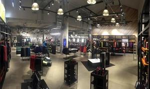 Nike Store Polygone Riviera Cagnes: 5€ donnant droit à 25% de remise valable au Nike Store Polygone Riviera Cagnes et sur le site Ekinsport.com