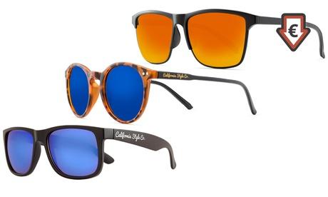 Gafas de sol polarizadas unisex de la marca California Style