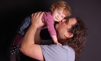 Fathers Day Family Photoshoot with Refreshments and Prints at H.Spring Photography (72% off)