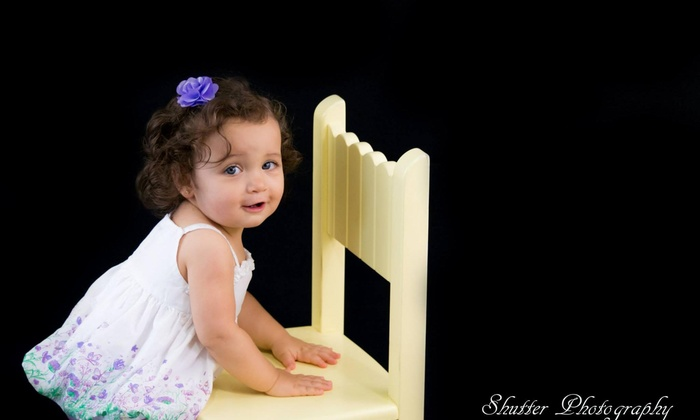 Shutter Photography - Baltimore: 30-Minute Studio Photo Shoot with Digital Images from Shutter Photography (75% Off)