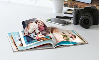 Fotobuch Hardcover oder Softcover