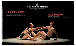 Service aux Spectacles: 1 place en catégorie 1 ou 2 Le Ballet de Milan en Tournée dès 25 €