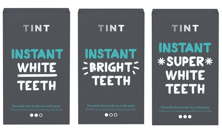 Two Tint Instant Teeth Whitening Kits