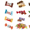 Box gourmande Kinder®, Mars etc..