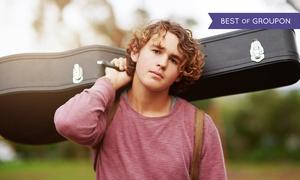 Lecturio: 12 Monate Online-Videokurs Gitarre spielen lernen: Der Gitarrenkurs für Einsteiger bei Lecturio (64% sparen*)