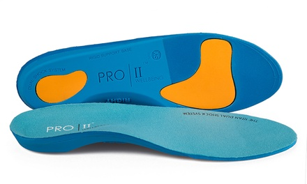 Pro 11 Wellbeing Orthotic Insoles