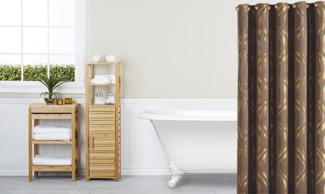 Anastasia Reversible Shower Curtain b47f5e28-9ad7-4d49-ab7f-61ee619ae1a6