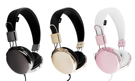 Urbanz Flash-On Headphones in Choice of Colour