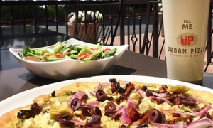 Urban Pizza: Three $10 Groupons or a Pizza Party Pack at Urban Pizza (Up to 40% Off). Two Locations Available.