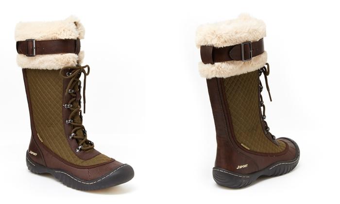 JSport by Jambu Wingate Women's Cold-Weather Boots: JSport by Jambu Wingate  Women's Cold ...