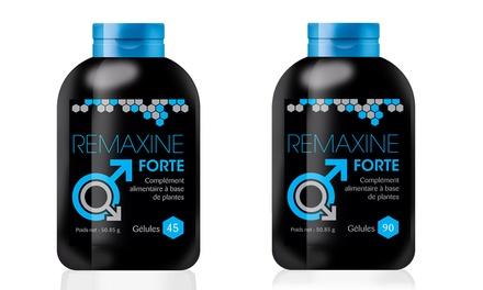 Jusqu'à 90 jours de cure Remaxine, stimulant sexuel