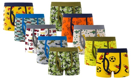 Novelty Boxers for Boys