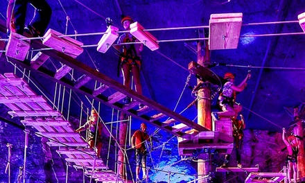 Admission for Two, Four, or Six to Mega Quest at Louisville Mega Cavern (Up to 53% Off)