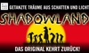 "Tanz-Performance ""Shadowland"""