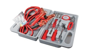 Emergency Roadside Tool Kit (31-Piece)
