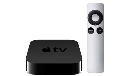 Apple TV 3 Schwarz refurbished mit  Apple A5 Single Core Chip Prozessor inkl. Versand
