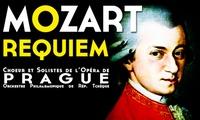 1 place en Cat 1 pour le Requiem de Mozart, date au choix, à 20 €, en tournée dans 3 villes