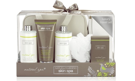 Baylis & Harding Skin Spa Luxury Travel Set (7-Piece)