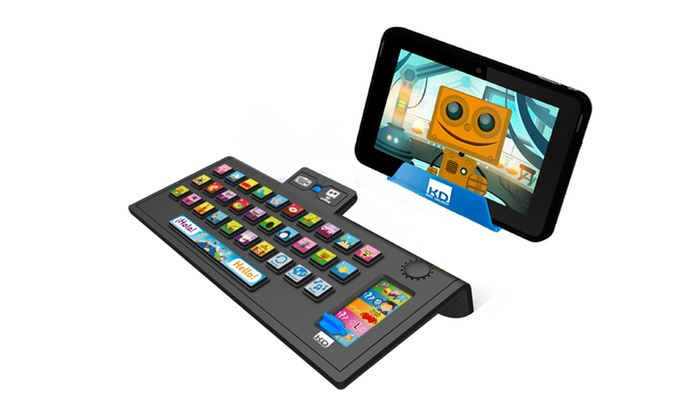 Tech Too Kids' Appy Alphabet Tablet Keyboard: Tech Too Kids' Appy Alphabet Tablet Keyboard. Free Returns.