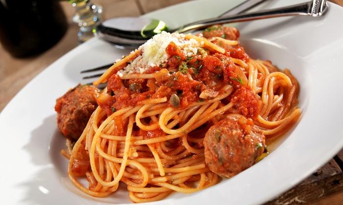 Bella Roma Ristorante - Lyndhurst: Italian Food at Bella Roma Ristorante (Up to 50% Off). Three Options Available.