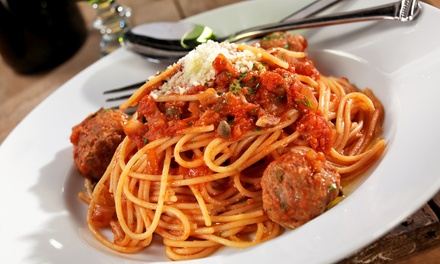 Italian Food at Bella Roma Ristorante (Up to 50% Off). Three Options Available.