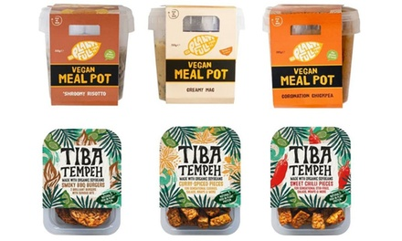 30% Off Vegan Ready-Made Meals