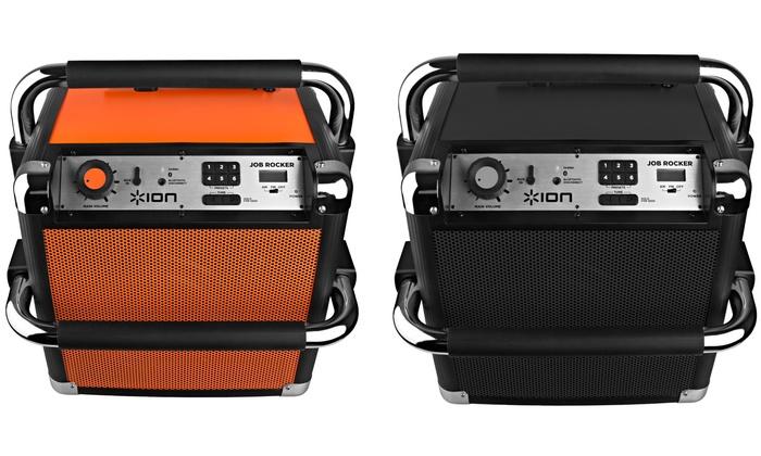 ION Heavy-Duty 50W Bluetooth Sound System (Manufacturer Refurbished)