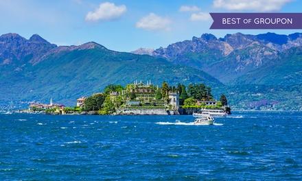 Navigazione romantica sul lago Maggiore e tour delle Isole Borromee