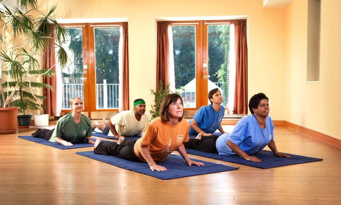Yoga In Daily Life From 26 Alexandria Va Groupon