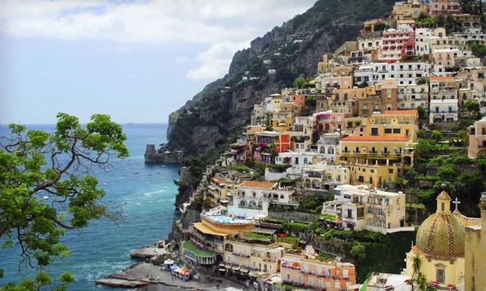 Taste of Amalfi Culinary Tour  - Amalfi Coast, Italy : Seven-Night Hotel Stay on the Amalfi Coast of Italy with Cooking Demonstrations and Some Meals from TourCrafters