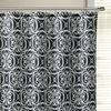 Kennedy Bath Rug and Shower Curtain Set (15-Piece)
